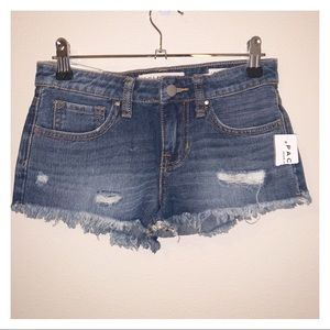 NEW PACSUN LOW RISE SHORTS
